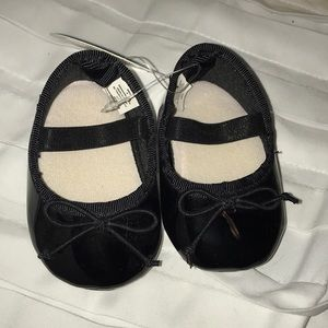 NWT Patent Black Baby Shoes   BUNDLE TO SAVE